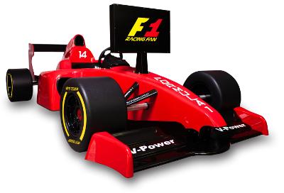 F1 simulator – RS-TEAM Group